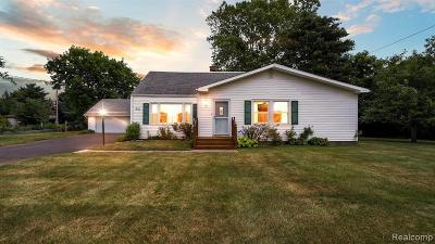 Brighton Single Family Home For Sale: 621 S 7th Street
