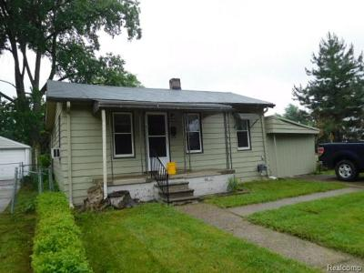 Ferndale Single Family Home For Sale: 3225 Minerva Street