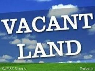 Southfield Residential Lots & Land For Sale: Vac Negaunee