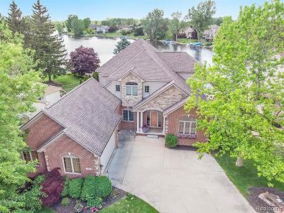 Oxford Single Family Home For Sale: 1438 Harwood Drive