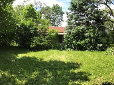 Brownstown Twp Single Family Home For Sale: 28860 Allen Road
