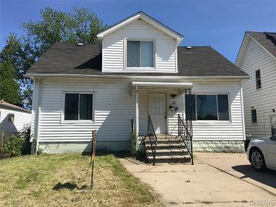 Oakland County Single Family Home For Sale: 38 Hamata Avenue