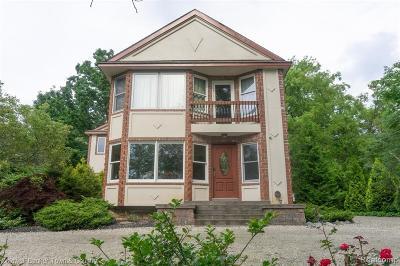 Farmington, Farmington Hills Single Family Home For Sale: 28136 Rollcrest Road