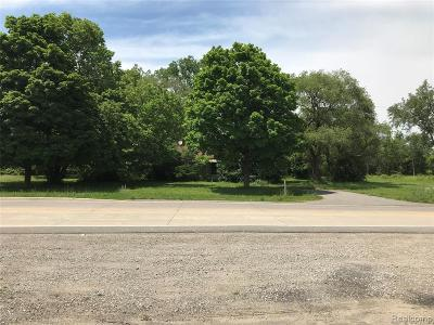 Brownstown Twp Residential Lots & Land For Sale: 28860 Allen Road