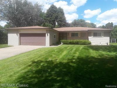 Southfield Single Family Home For Sale: 25670 Catalina Street