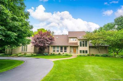 Milford Twp Single Family Home For Sale: 1766 Hilltop Drive