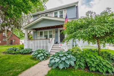 Dearborn Single Family Home For Sale: 22741 Gregory Street