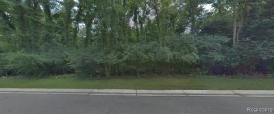Bloomfield Twp Residential Lots & Land For Sale: 1221 Copperwood Lot 9 Drive