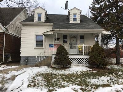 Dearborn Single Family Home For Sale: 5957 Argyle Street