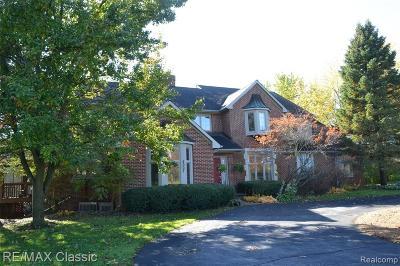 Oakland County Single Family Home For Sale: 2007 Jason Drive