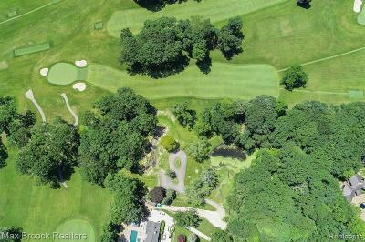 Bloomfield Hills Residential Lots & Land For Sale: 1931 Rathmor Road