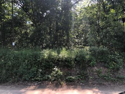 Livingston County Residential Lots & Land For Sale: Vacant Dixboro Road