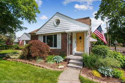 Canton, Plymouth Single Family Home For Sale: 1426 Penniman Avenue