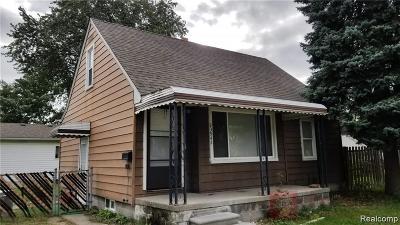 Warren Single Family Home For Sale: 23942 Woodrow Wilson Avenue