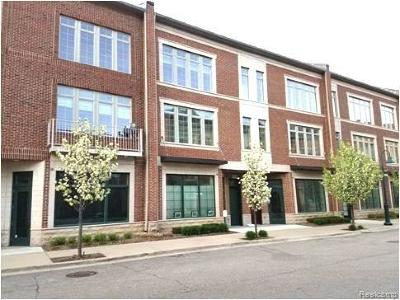Birmingham Condo/Townhouse For Sale: 2015 Hazel Street