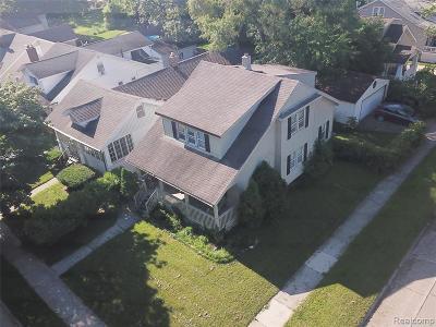 Royal Oak Residential Lots & Land For Sale: 231 W Houstonia Avenue