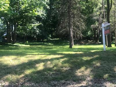 Fenton Residential Lots & Land For Sale: W Shiawassee