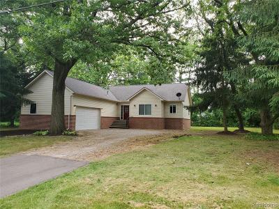 Southfield Single Family Home For Sale: 20195 Mada Avenue