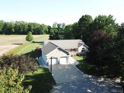 Single Family Home For Sale: 5036 Fish Lake Road