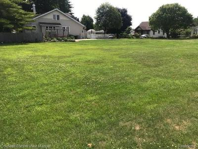 Troy Residential Lots & Land For Sale: Cecil Drive