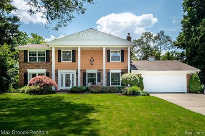 Beverly Hills Vlg Single Family Home For Sale: 20279 Douglas Court