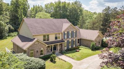 Bloomfield Hills Single Family Home For Sale: 95 W Hickory Grove Road