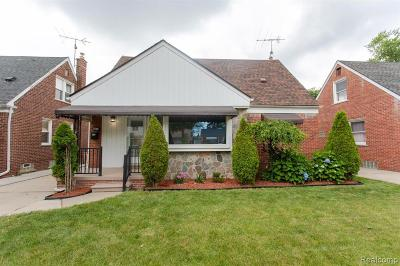 Dearborn Heights Single Family Home For Sale: 1518 S Gulley Road