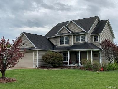 Single Family Home For Sale: 6580 Kahler