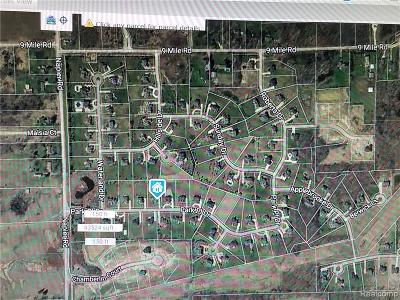 Novi Residential Lots & Land For Sale: Park Place Drive