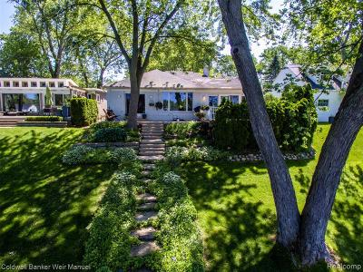 Commerce Twp Single Family Home For Sale: 3290 Edgewood Park Drive