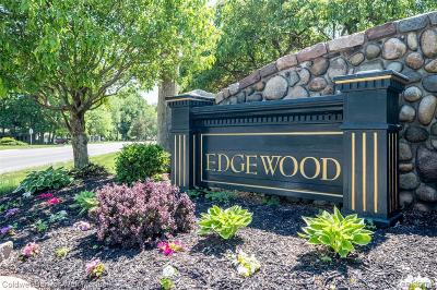 Commerce Twp Residential Lots & Land For Sale: 3290 Edgewood Park Lot 84 Drive