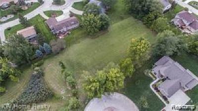 Farmington Hills Residential Lots & Land For Sale: 22335 Diamond Court