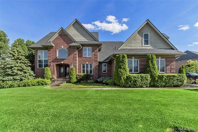 Shelby Twp Single Family Home For Sale: 2524 Nickelby Drive