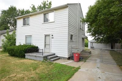 Warren Single Family Home For Sale: 6182 Garden Court