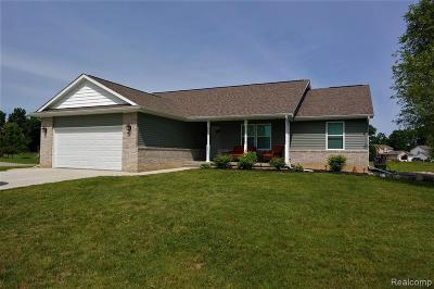 Single Family Home For Sale: 4230 Judith Court