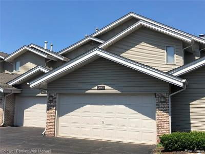 Northville MI Rental For Rent: $2,200