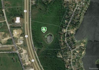 Hartland Twp MI Residential Lots & Land For Sale: $200,000