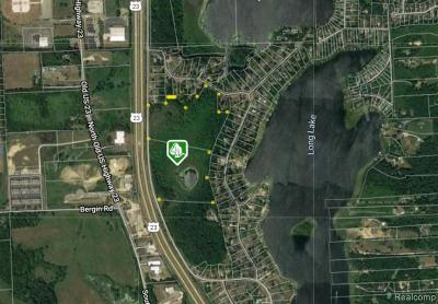 Hartland Twp MI Residential Lots & Land For Sale: $350,000