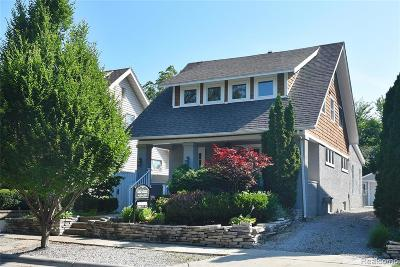 Birmingham Single Family Home For Sale: 544 Park Street