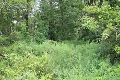 Holly Twp MI Residential Lots & Land For Sale: $12,900