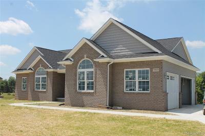 Highland Twp Single Family Home For Sale: 5553 Jada Drive