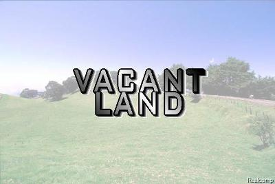 Romulus Residential Lots & Land For Sale: 7288 Canterbury Drive