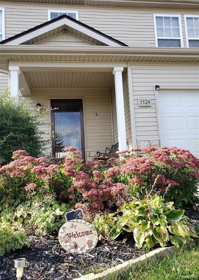 Single Family Home For Sale: 3324 Pine Run Drive
