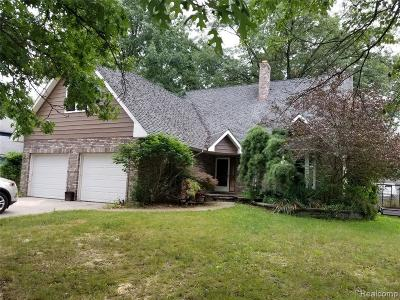 White Lake Single Family Home For Sale: 315 Rustic Circle