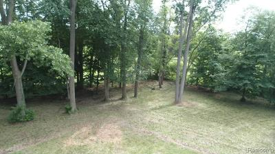 Bloomfield Hills Residential Lots & Land For Sale: 499 Wishbone Drive