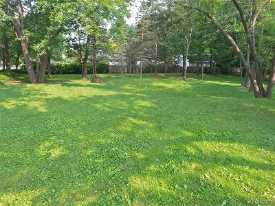 Commerce Twp Residential Lots & Land For Sale: Parcel B Vacant Polvadera Street