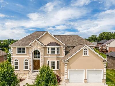Rochester Hills Single Family Home For Sale: 2140 E Shore Drive