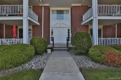 Trenton Condo/Townhouse For Sale: 2070 Fort Street
