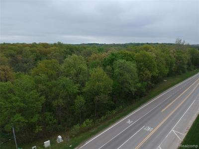 Residential Lots & Land For Sale: Ortonville Road