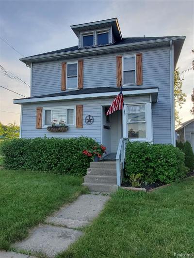 Linden Single Family Home For Sale: 1013 N Bridge Street